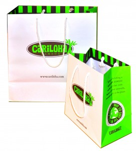 Cariloha Bamboo Retail Bag