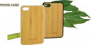 Cariloha Bamboo iPhone Covers