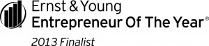 Ernst & Young Entrepreneur of the Year 2013 Finalist