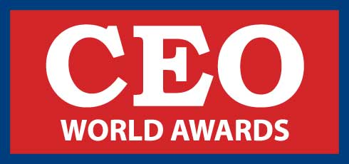 CEO World Awards - logo